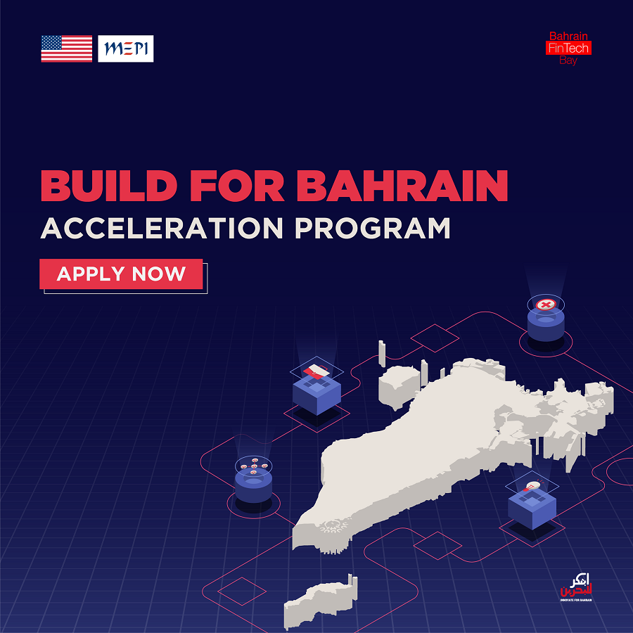 Bahrain Fintech Bay, US's MEPI launch accelerator for local startups
