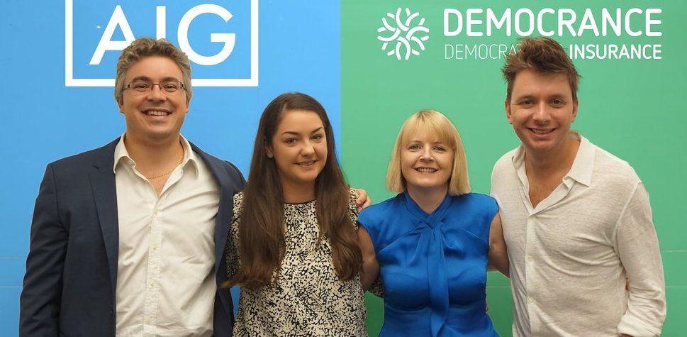 Global Ventures invests in insurtech Democrance
