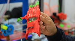 Scarcity fuels Gaza hardware invention boom