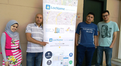Lost in the City? LocName wants to find you