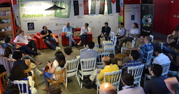Partnerships, VCs and content: best practices from experts at Mix N' Mentor Amman