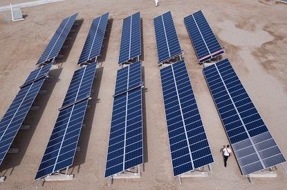 'أرامكو السعودية' تمنح 'نوماد' حق تصنيع جهاز التنظيف الجاف للألواح الشمسية