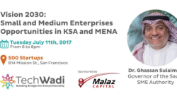 Vision 2030: SME Opportunities in KSA and MENA