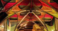 'يو في لاب': عندما يتعانق الفنّ والهندسة