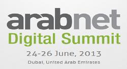 قمة عرب نت الرقمية – دبي 2013