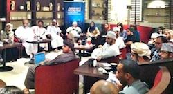 Reawakening Oman's Entrepreneurial Spirit at the Entrepreneurs Jam