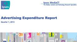 ساعدنا على جعل تقرير إبسوس حول الإنفاق الإعلامي في المنطقة أكثر منطقيًّا