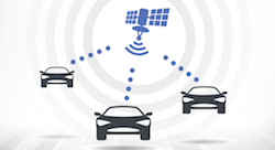 Connecting the world, one car at a time