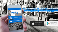 KarTag enters the Cairo carpooling market with a user-generated 'pure carpooling' model