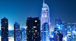 فعالية حول البيتكوين في دبي