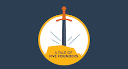 A Tale of Five Founders: What I wish I had known on day one