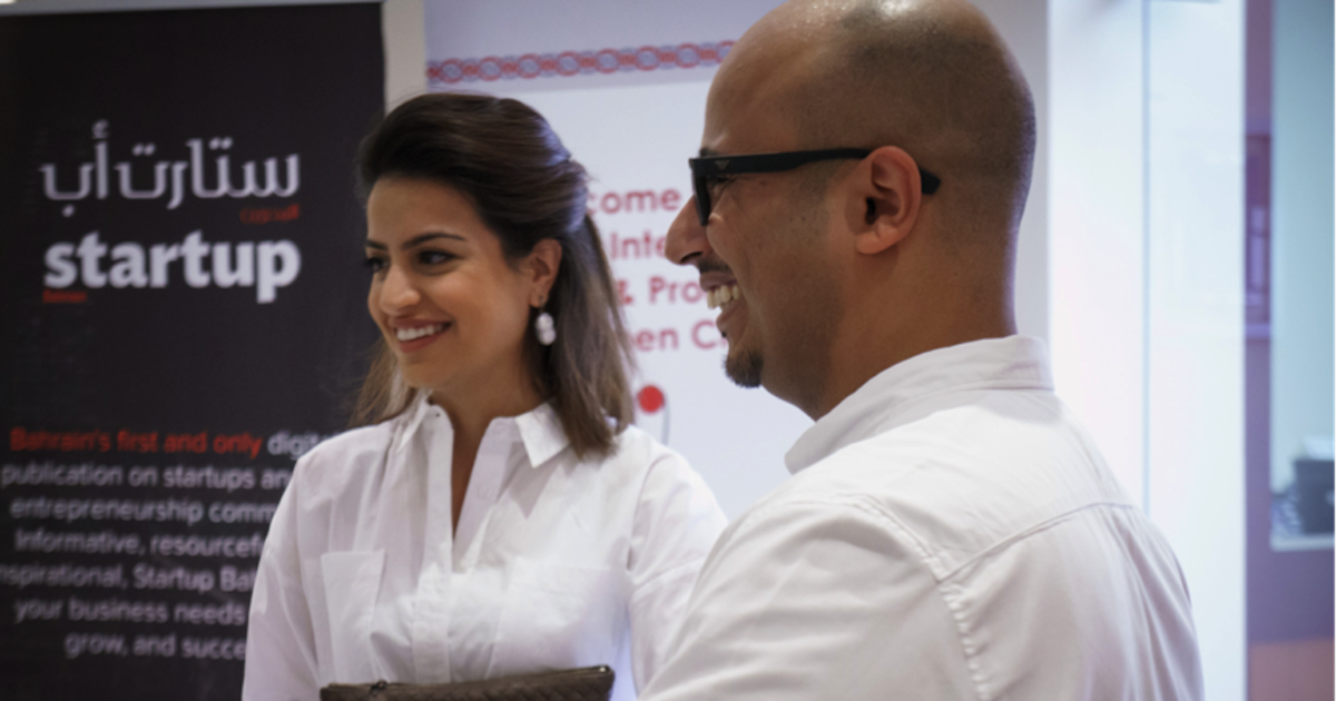 At Startup Morning, Bahrain's entrepreneurs tell policy makers what they need to succeed