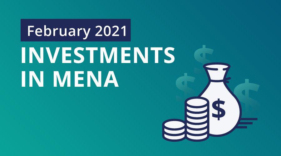Mena startups raised $160 million in February 2021