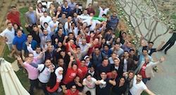 Cardiac emergency services app takes first prize at Dubai's Hacka{MENA}