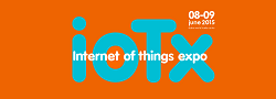 Dubai World Trade Center hosts the Internet of Things Expo (ioTx)