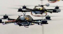 مسابقة الطائرات بدون طيار في دبي تصل للنهائيات
