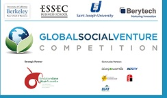 Apply to the Global Social Venture Competition before November 25