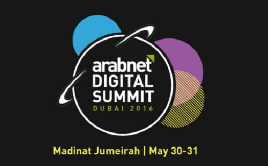 ArabNet Digital Summit Dubai 2016