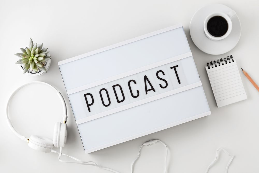 Podcasts: digitising an oral tradition