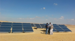 KarmSolar signs first on-grid solar deal