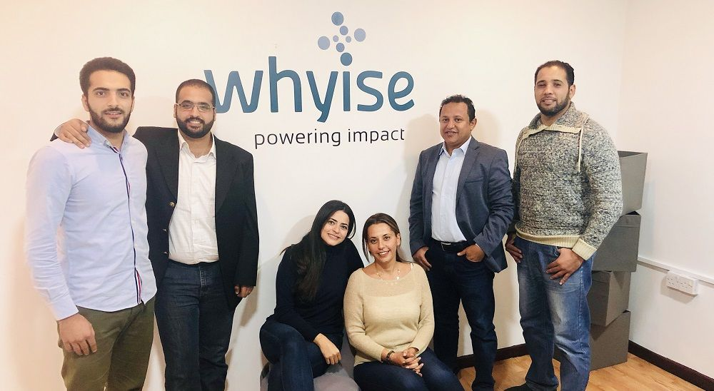 Whyise raises $675,000 with participation from Wamda
