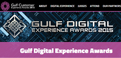 Attend the Gulf Customer Experience Awards