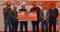 Fresh faces at StartUp Cup Maroc 2015: SafeDemat wins first place
