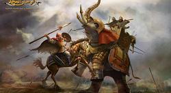 أبطال العرب يتبارزون على الآيفون في لعبة فرسان المجد