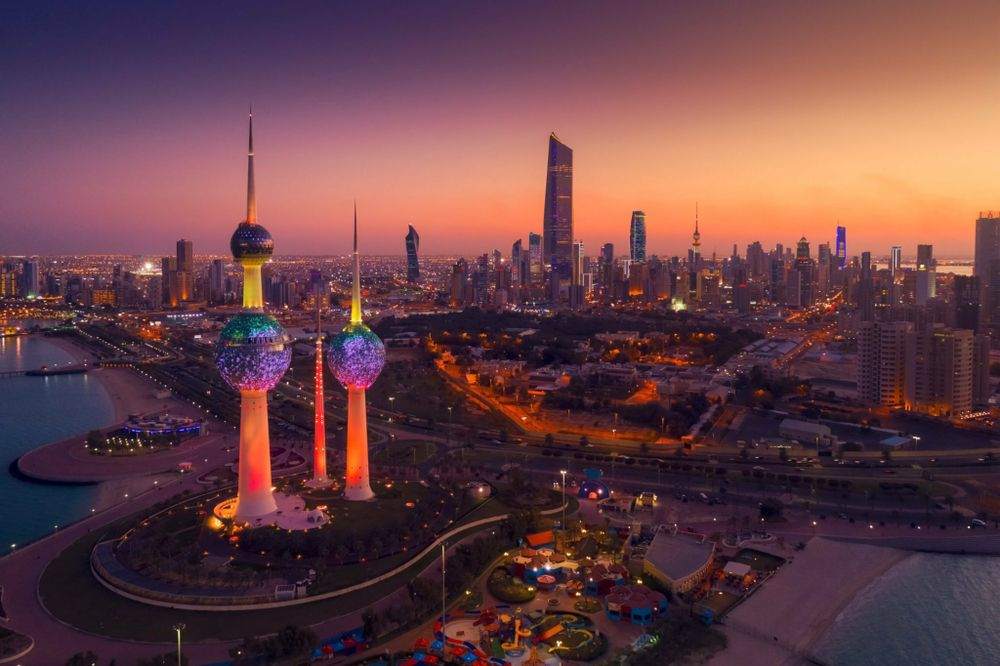 How did Kuwait produce some of the Middle East's largest exits?