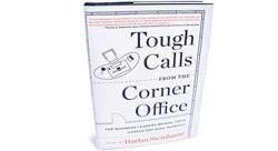 قرارات صعبة: كيف يصنع 40 رئيسا تنفيذيا أصعب قراراتهم في حياتهم المهنية