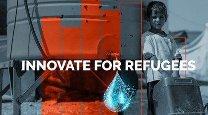Innovate For Refugees 2017 [Call for Applications]