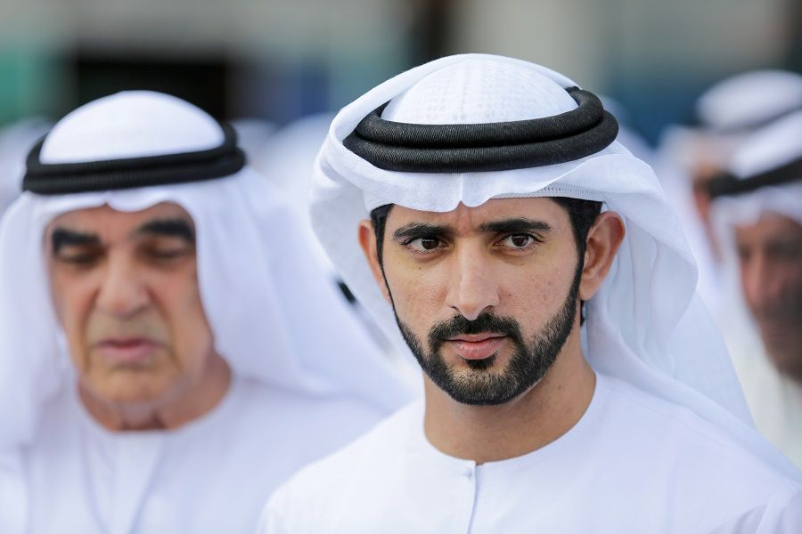 Dubai Crown Prince launches Nasdaq Dubai Growth Market for SMEs