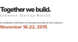 Global Entrepreneurship Week (GEW) Lebanon 2015