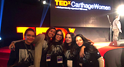 TEDxCarthageWomen celebrates Tunisian women's past, present, and potential