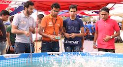 Cairo's Maker Faire enchants children, adults, and Minions