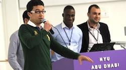 بناء ثقافة إبداع في أبو ظبي