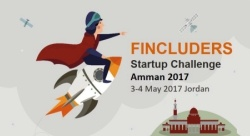 Fincluders Startup Challenge Amman