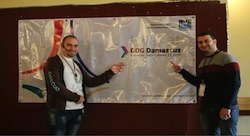 Google Developers Group host first Damascus event