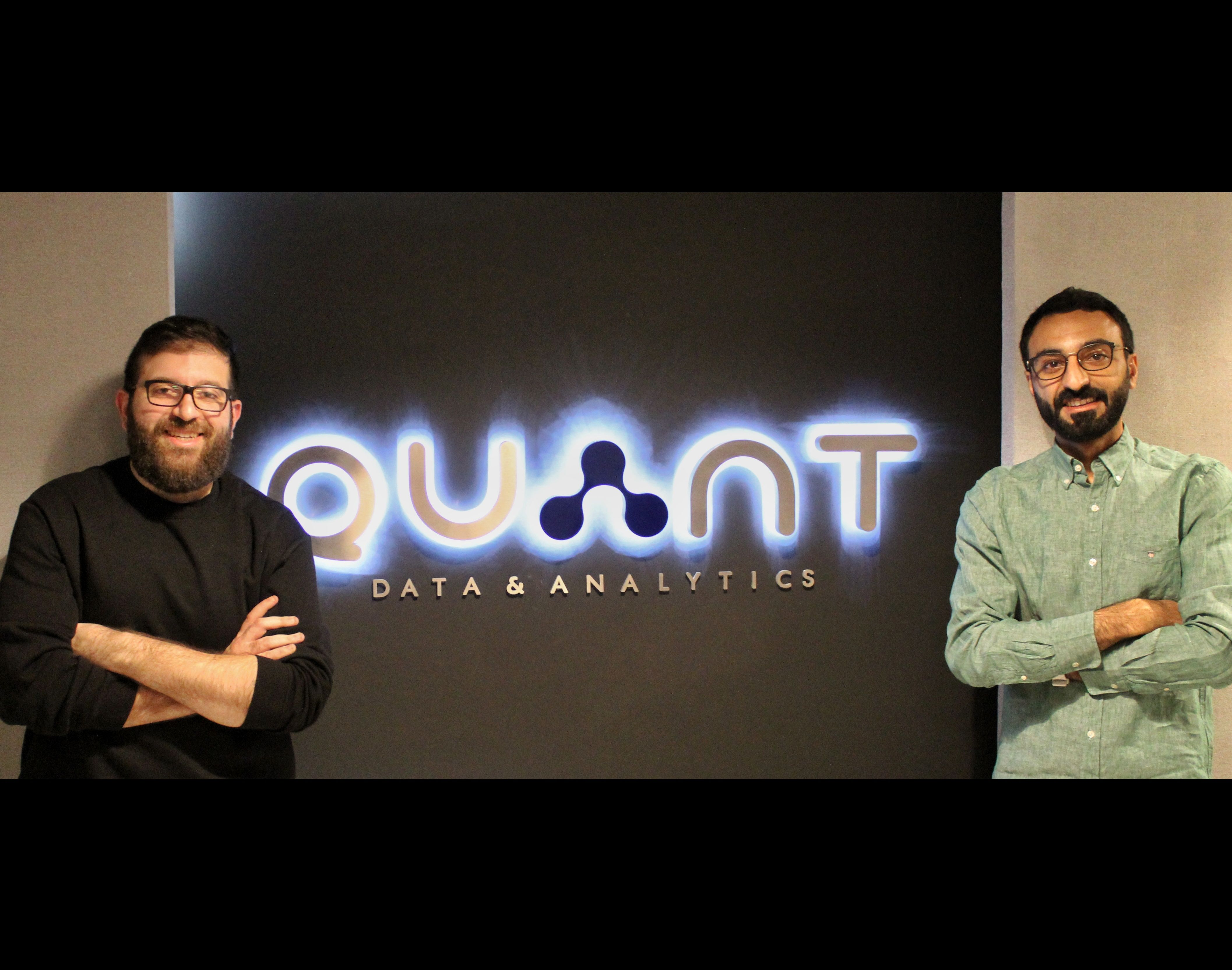 Quant secures pre-series A investment