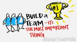 How Did You Build Your Team? [Pic of the Week]