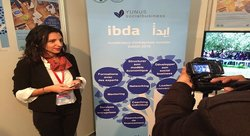 iBDA Social Business Accelerator in Tunis