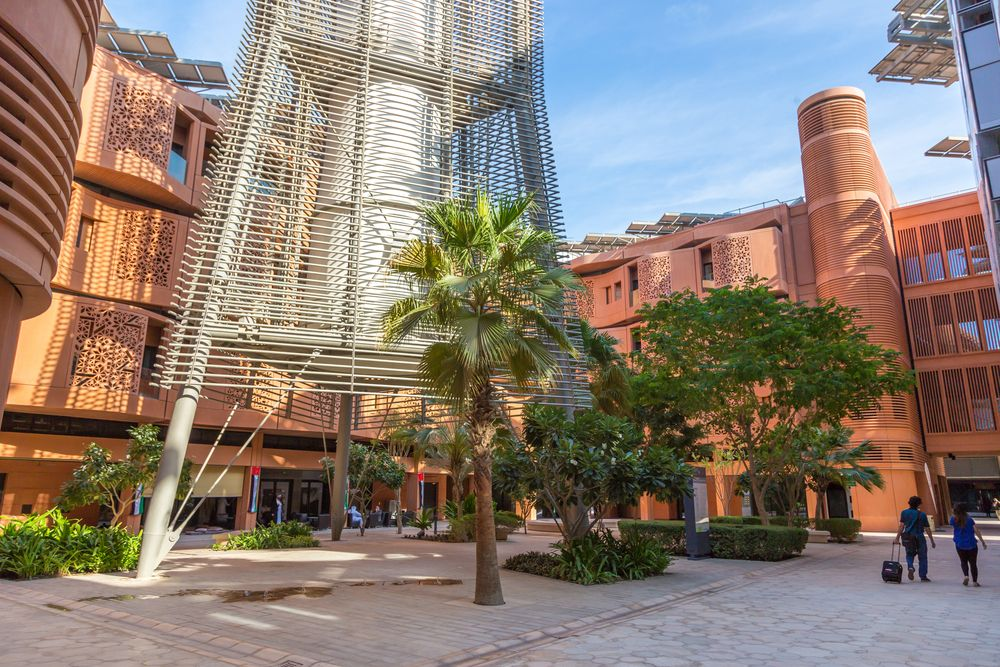 UAE's Masdar City launches new hub for tech startups