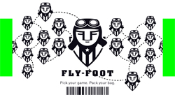 Fly-Foot Helps Arab Football Fans Attend Matches Without Lifting a Finger