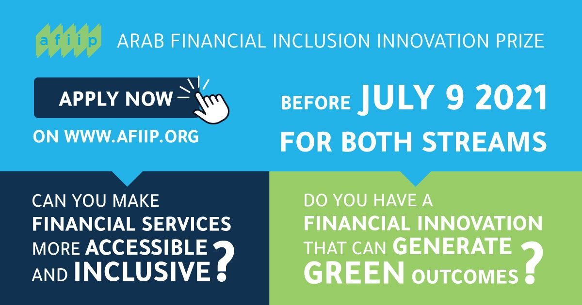 Arab Financial Inclusion Innovation Prize