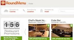 Sneak Peek of Upcoming Restaurant Discount Site RoundMenu