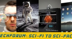 Silicon Oasis TechForum: Science Fiction to Science Fact
