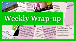 Weekly Wrap-Up: April 28 - May 2