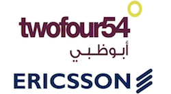 Abu Dhabi's twofour54 and Ericsson launch new partnership
