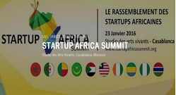 Startup Africa Summit in Morocco