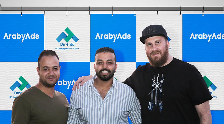 ArabyAds acquires Dmenta